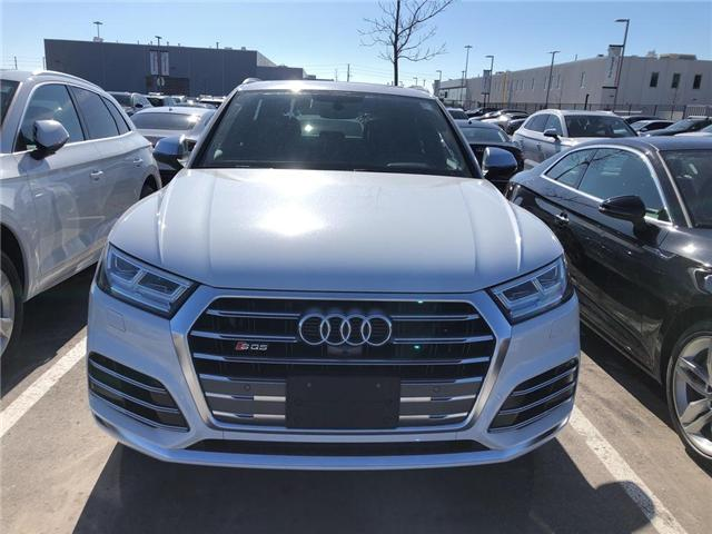 2019 Audi SQ5 3.0T Progressiv (Stk: 50396) in Oakville - Image 2 of 5
