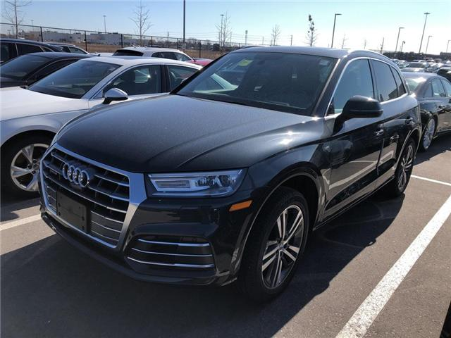 2019 Audi Q5 45 Progressiv (Stk: 50411) in Oakville - Image 1 of 5