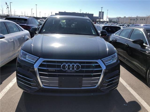 2019 Audi Q5 45 Progressiv (Stk: 50411) in Oakville - Image 2 of 5