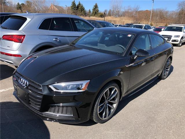 2019 Audi S5 3.0T Progressiv (Stk: 50344) in Oakville - Image 1 of 5