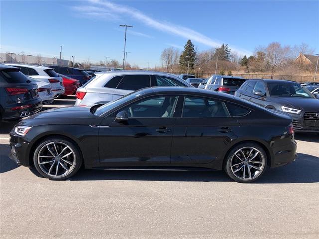 2019 Audi S5 3.0T Progressiv (Stk: 50344) in Oakville - Image 3 of 5