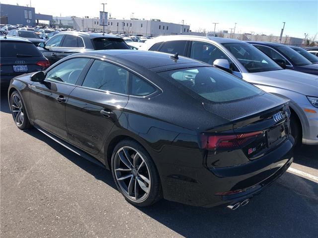 2019 Audi S5 3.0T Progressiv (Stk: 50344) in Oakville - Image 4 of 5