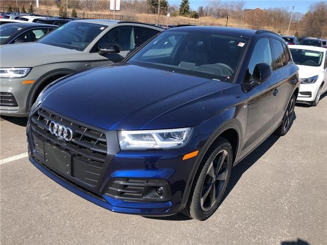 2019 Audi Q5 45 Technik (Stk: 50442) in Oakville - Image 1 of 5