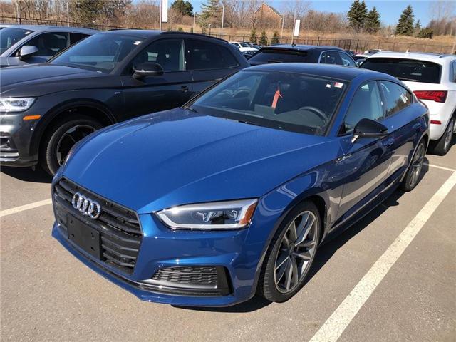 2019 Audi A5 45 Progressiv (Stk: 50445) in Oakville - Image 1 of 5