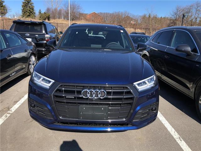 2019 Audi Q5 45 Technik (Stk: 50450) in Oakville - Image 2 of 5