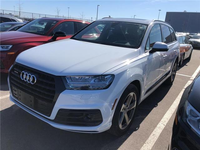 2019 Audi Q7 55 Technik (Stk: 50459) in Oakville - Image 1 of 5