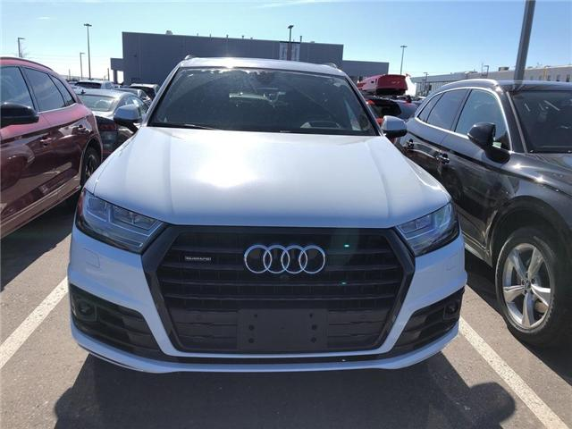 2019 Audi Q7 55 Technik (Stk: 50459) in Oakville - Image 2 of 5