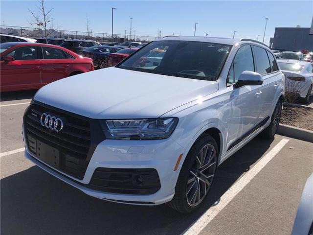 2019 Audi Q7 55 Technik (Stk: 50461) in Oakville - Image 1 of 5