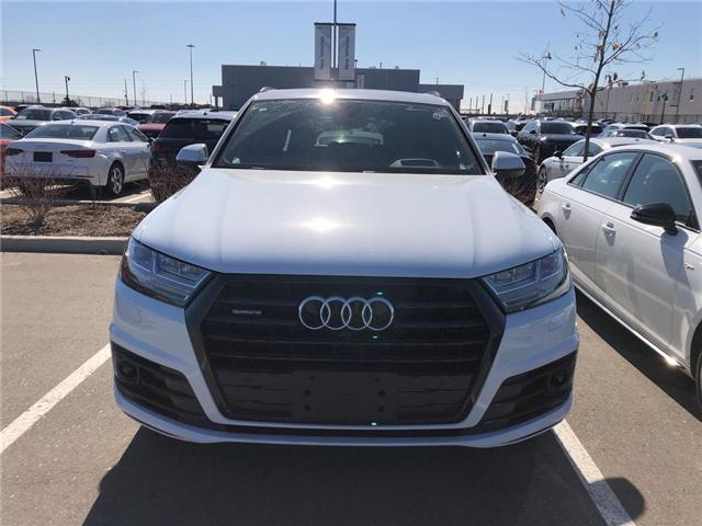 2019 Audi Q7 55 Technik (Stk: 50461) in Oakville - Image 2 of 5
