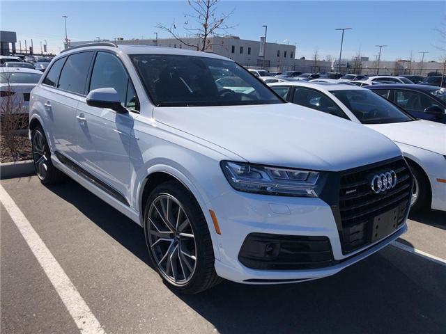 2019 Audi Q7 55 Technik (Stk: 50461) in Oakville - Image 3 of 5