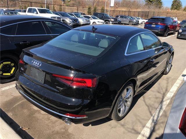 2019 Audi A5 45 Komfort (Stk: 50462) in Oakville - Image 4 of 5