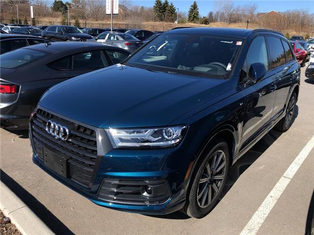 2019 Audi Q7 55 Progressiv (Stk: 50473) in Oakville - Image 1 of 5