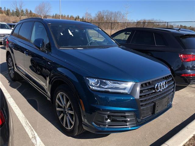 2019 Audi Q7 55 Progressiv (Stk: 50473) in Oakville - Image 3 of 5