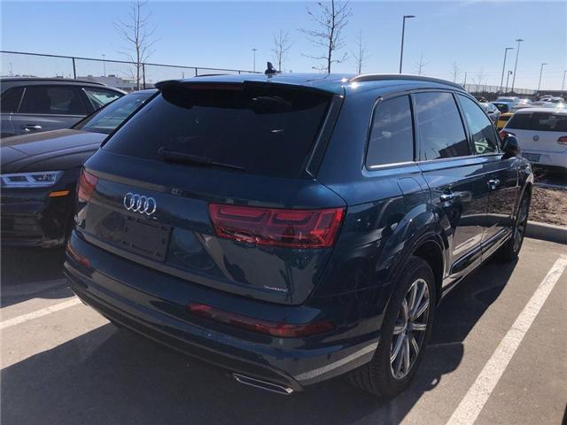 2019 Audi Q7 55 Progressiv (Stk: 50473) in Oakville - Image 4 of 5