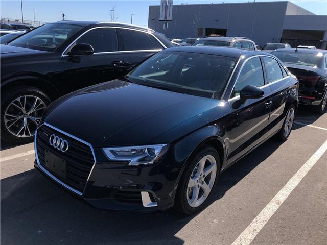 2019 Audi A3 45 Komfort (Stk: 50464) in Oakville - Image 1 of 5