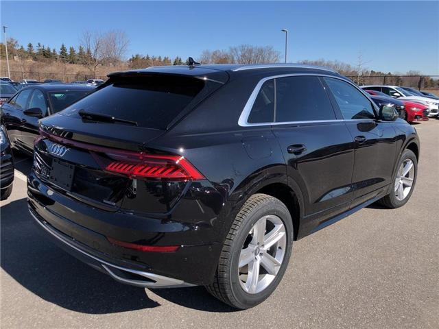 2019 Audi Q8 55 Progressiv (Stk: 50466) in Oakville - Image 4 of 5