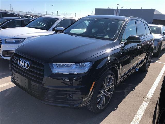 2019 Audi Q7 55 Technik (Stk: 50467) in Oakville - Image 1 of 5