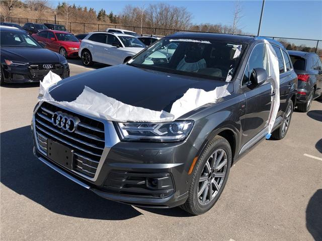 2019 Audi Q7 55 Progressiv (Stk: 50469) in Oakville - Image 1 of 5