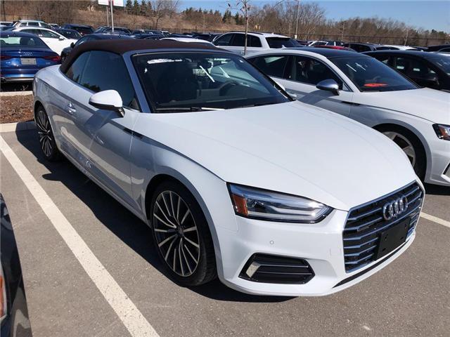 2019 Audi A5 45 Progressiv (Stk: 50484) in Oakville - Image 3 of 5