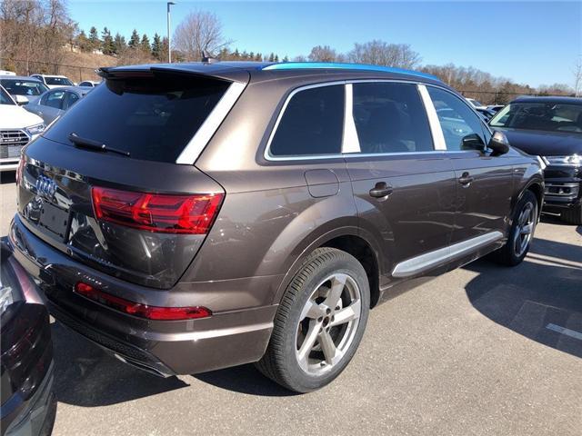 2019 Audi Q7 55 Progressiv (Stk: 50477) in Oakville - Image 3 of 5