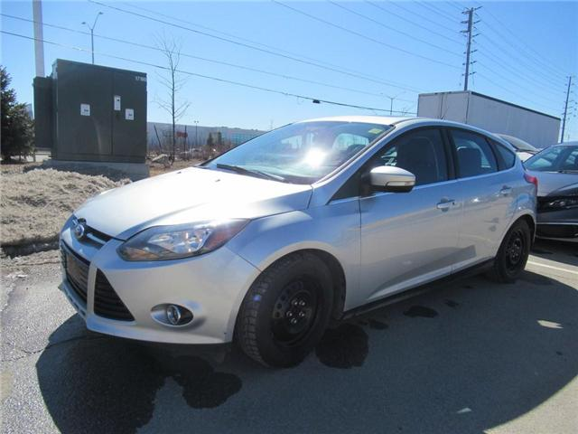 2013 Ford Focus Titanium, 2 SETS OF RIMS AND TIRES (Stk: 9113933B) in Brampton - Image 1 of 28