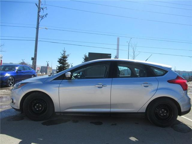 2013 Ford Focus Titanium, 2 SETS OF RIMS AND TIRES (Stk: 9113933B) in Brampton - Image 2 of 28