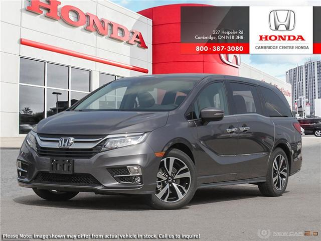 2019 Honda Odyssey Touring (Stk: 19616) in Cambridge - Image 1 of 24