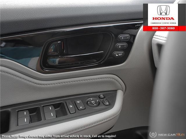 2019 Honda Odyssey Touring (Stk: 19616) in Cambridge - Image 17 of 24