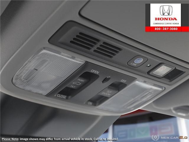 2019 Honda Odyssey Touring (Stk: 19616) in Cambridge - Image 20 of 24