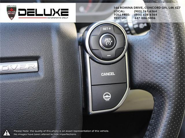 2016 Land Rover Range Rover Sport DIESEL Td6 HSE (Stk: D0552) in Concord - Image 20 of 24