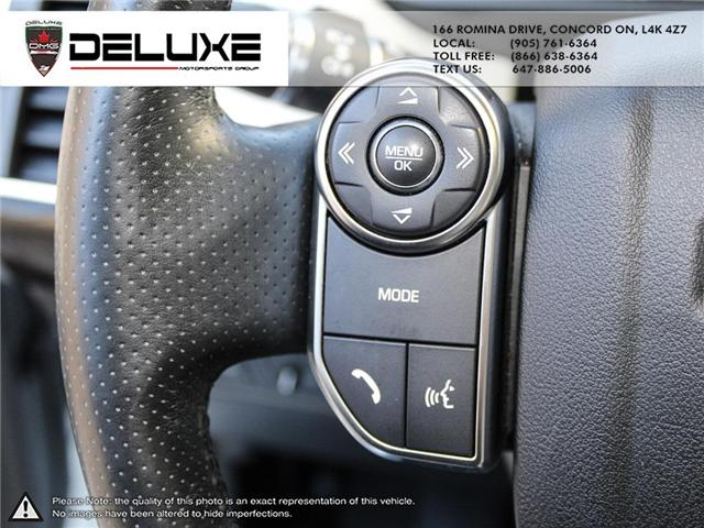 2016 Land Rover Range Rover Sport DIESEL Td6 HSE (Stk: D0552) in Concord - Image 21 of 24