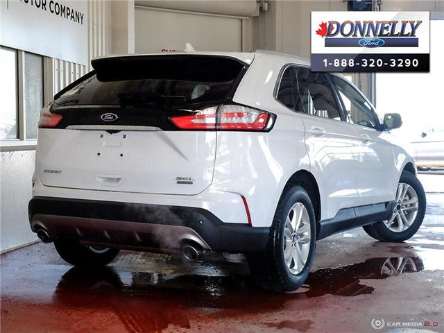 2019 Ford Edge SEL (Stk: DS520) in Ottawa - Image 4 of 27