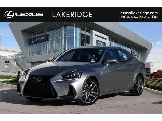 2019 Lexus IS 300 Base (Stk: L19328) in Toronto - Image 1 of 26
