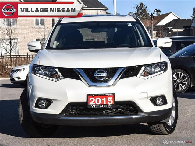 2015 Nissan Rogue SV (Stk: P2756) in Unionville - Image 2 of 27