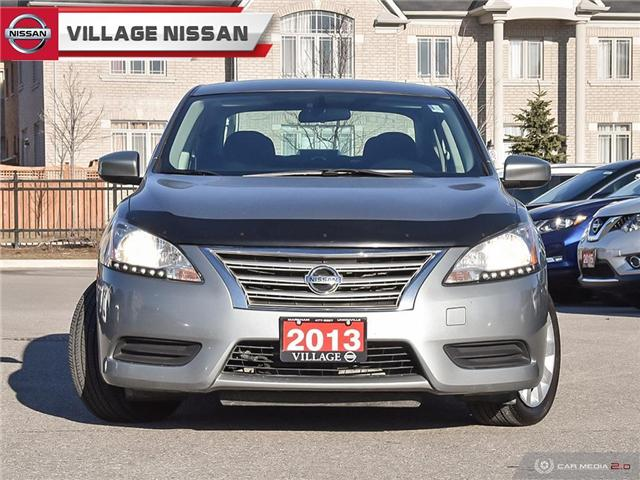 2013 Nissan Sentra 1.8 S (Stk: P2758) in Unionville - Image 2 of 27