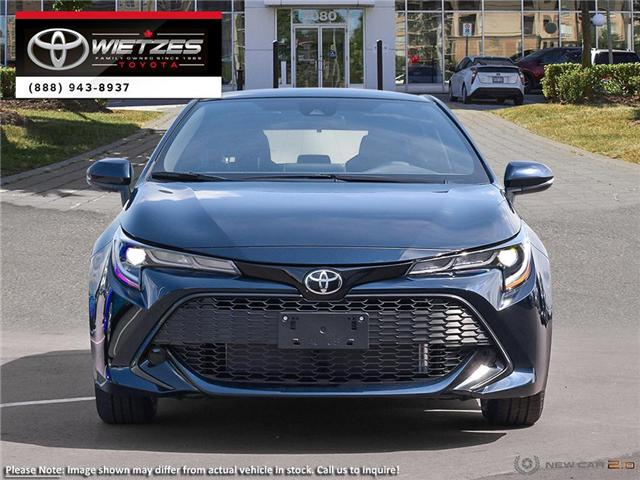 2019 Toyota Corolla Hatchback SE Upgrade Package (Stk: 68099) in Vaughan - Image 2 of 24