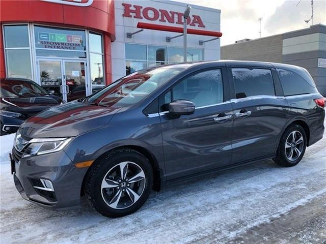 2019 Honda Odyssey EX-L (Stk: K1022) in Georgetown - Image 1 of 13