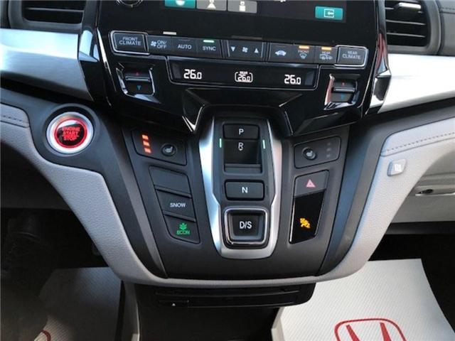 2019 Honda Odyssey EX-L (Stk: K1022) in Georgetown - Image 5 of 13