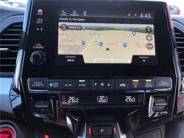 2019 Honda Odyssey EX-L (Stk: K1022) in Georgetown - Image 11 of 13