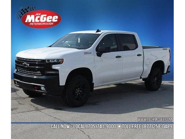 2019 Chevrolet Silverado 1500 LT Trail Boss (Stk: 19456) in Peterborough - Image 1 of 3
