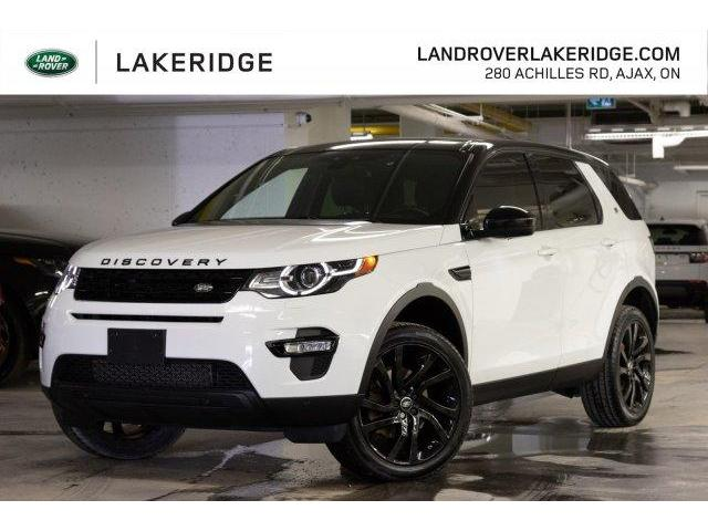2016 Land Rover Discovery Sport HSE LUXURY (Stk: J0477A) in Ajax - Image 1 of 30