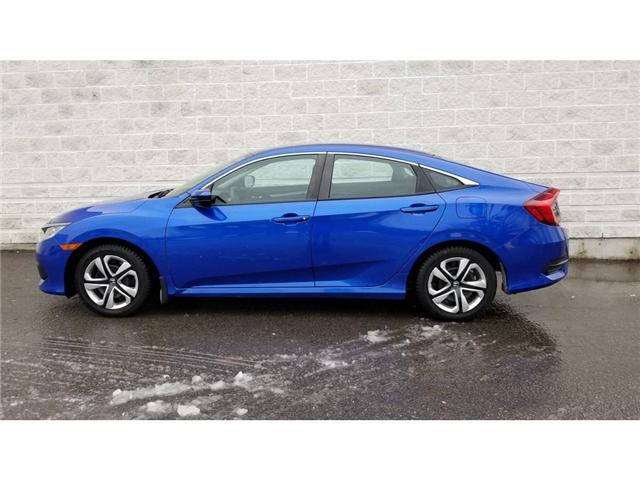 2016 Honda Civic LX (Stk: 19187A) in Kingston - Image 1 of 25
