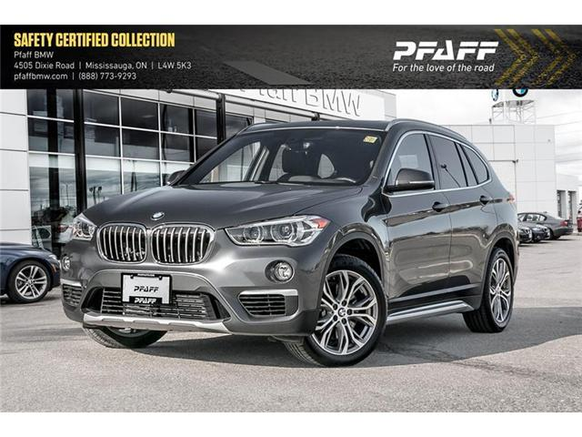 2018 BMW X1 xDrive28i (Stk: U5373) in Mississauga - Image 1 of 22