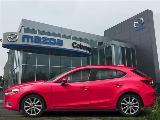 2018 Mazda Mazda3 GT (Stk: 18201) in Cobourg - Image 1 of 1