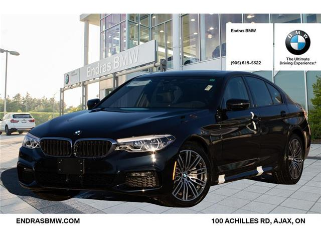 2019 BMW 530i xDrive (Stk: 52518) in Ajax - Image 1 of 22