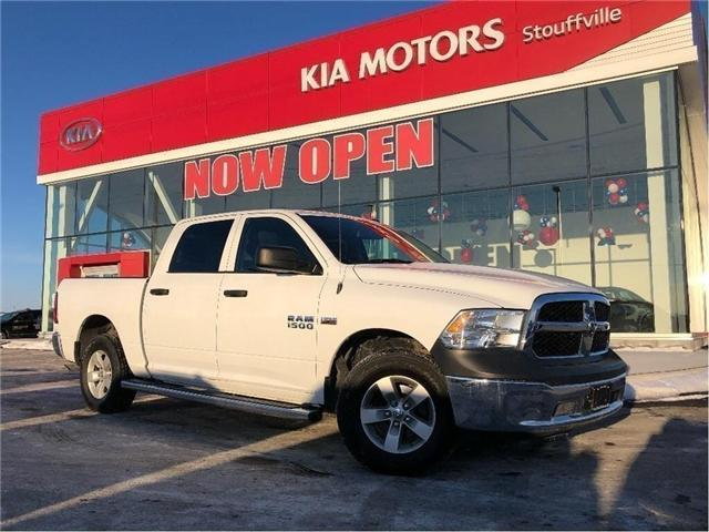 2016 RAM 1500 ST (Stk: P0013) in Stouffville - Image 1 of 19