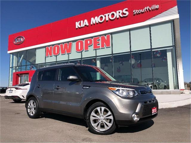2015 Kia Soul EX+ (Stk: P0030) in Stouffville - Image 1 of 21