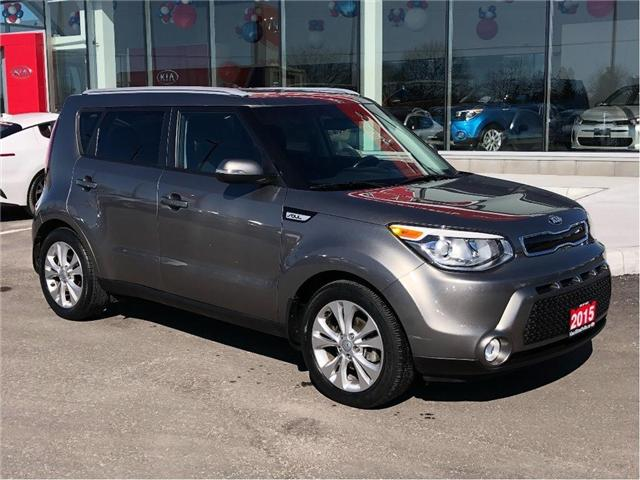 2015 Kia Soul EX+ (Stk: P0030) in Stouffville - Image 7 of 21