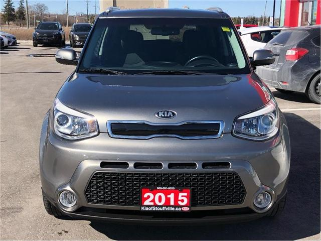 2015 Kia Soul EX+ (Stk: P0030) in Stouffville - Image 8 of 21