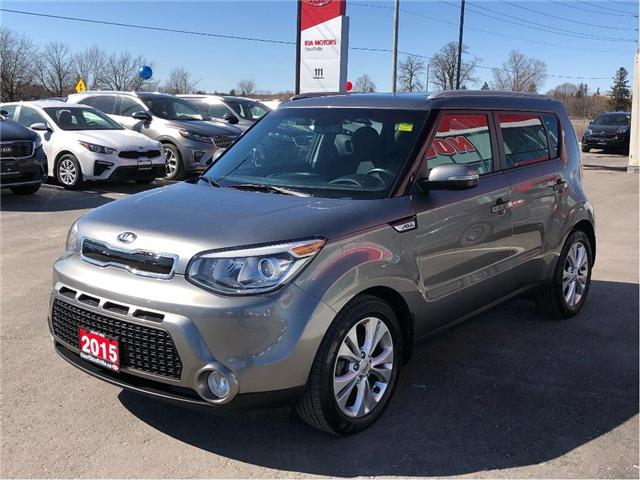 2015 Kia Soul EX+ (Stk: P0030) in Stouffville - Image 9 of 21